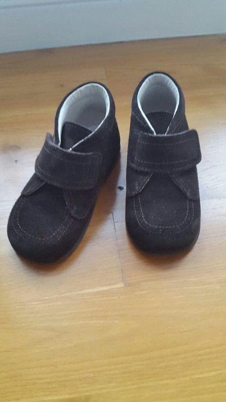 Zapatos Piel N22 Marca Dulces