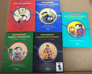 Colección Manolito Gafotas