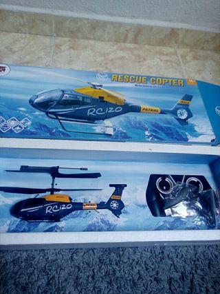 helicoptero teledirigido series u