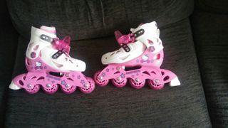 patines niñas