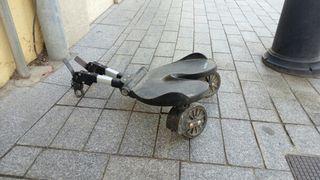 plataforma coche bebé