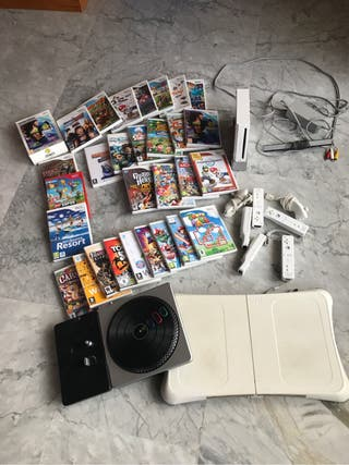 Pack Nintendo Wii