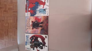 comics de marvel