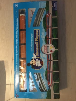 Tren Disney Monorail import US