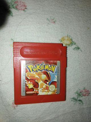 pokemon rojo