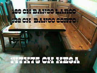 Banco Rinconero Para Cocina. Cool Sofs Para Cocinas With Banco ...