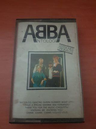 casete Abba