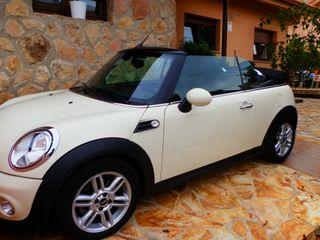 Mini Cabrio Cooper descapotable