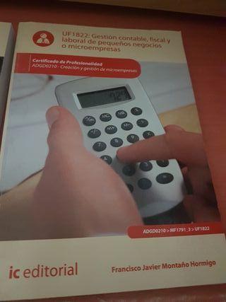 libro gestión contable, fiscal y laboral de negoci