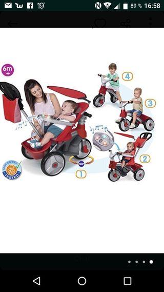 triciclo feber