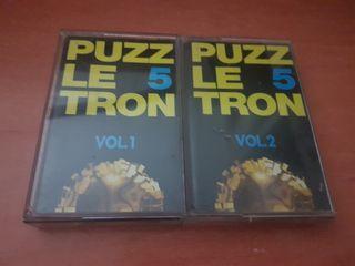casetes Puzzletron 5