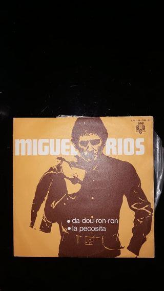Disco LP Miguel Ríos