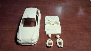 Fiat Stilo Slot Resina (Scalextric)