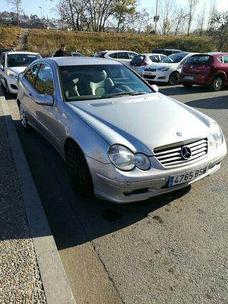 Mercedes-Benz GLC Coupé 220 CDI 2002