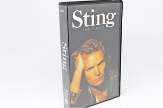 Documental musical Sting VHS