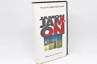 Pelicula VHS Jamon Jamon