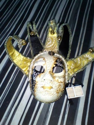 Mascaras venecianas nuevas