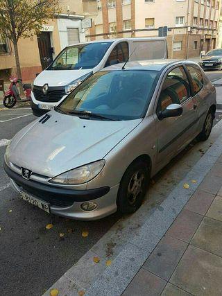 Peugeot 206 1.6 90CV XS