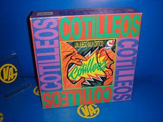 juego de mesa COTILLEOS vintage coleccionismo