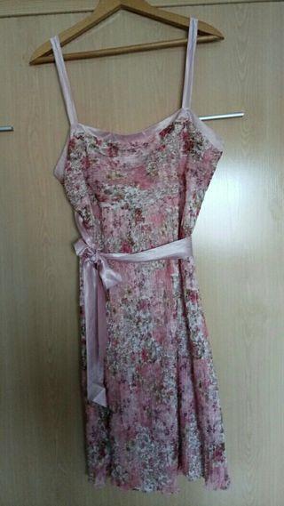 Vestido prenatal