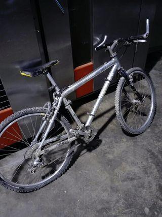 mountain bike bicicleta aluminio
