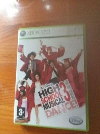 High School Musical 3 para Xbox360