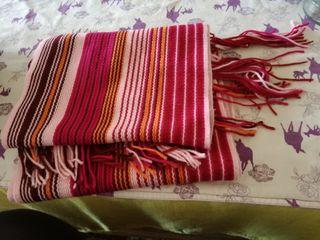 Bufanda de colores