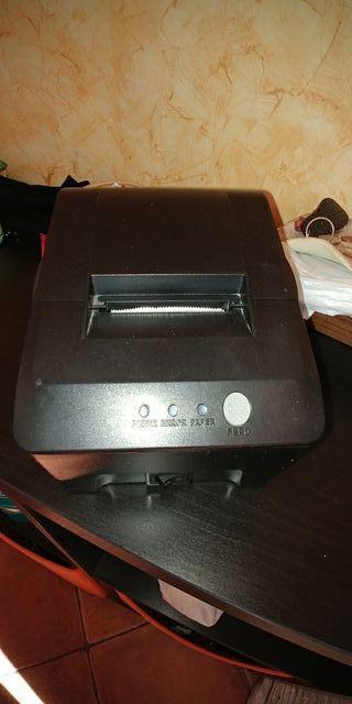 impresora de tiques
