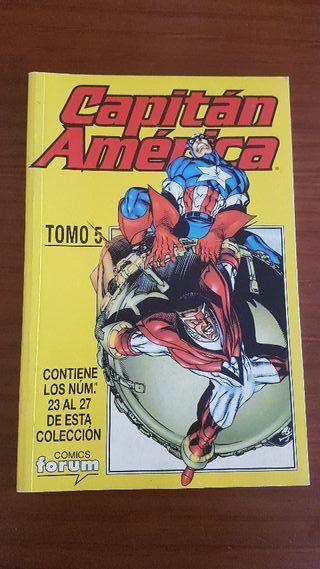 Retapado CAPITÁN AMÉRICA Forum