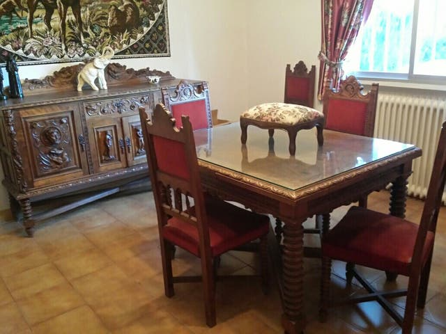 Muebles comedor antiguo de segunda mano por 9.000 € en Madrid en ...