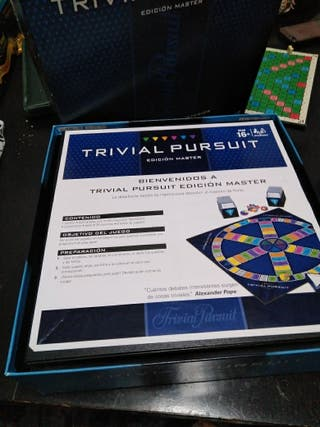 Trivial Pursuit Edicion Master