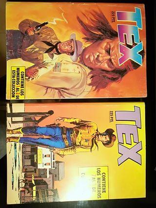 comics. 8 euros los dos