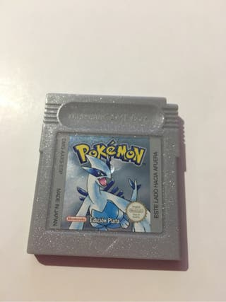 Pokemon plata gb
