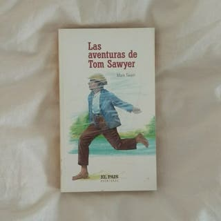 "Libro ""Las aventuras de Tom Sawyer"""