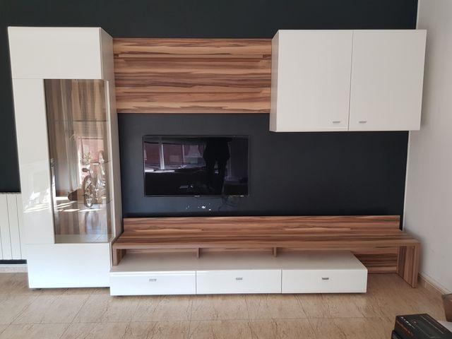Mueble Comedor de Diseño con luz Led de segunda mano por 650 € en ...