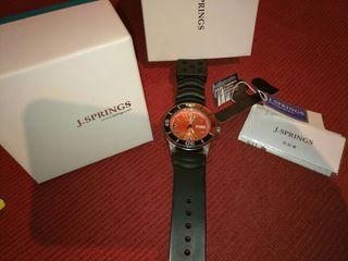 Seiko (J. Springs) reloj automático.