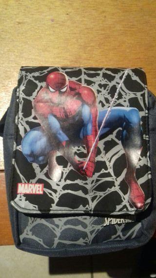bandolera spiderman