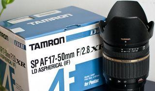 Tamron 17-50 2.8 Pentax