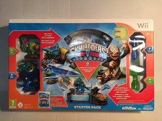 Skylanders Wii Trap Team Starter Pack