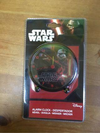 Star Wars despertador