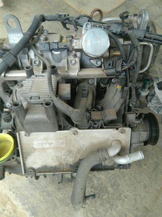 despiece motor cbz