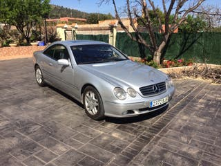 Mercedes-Benz CL 500 Coupe 2001