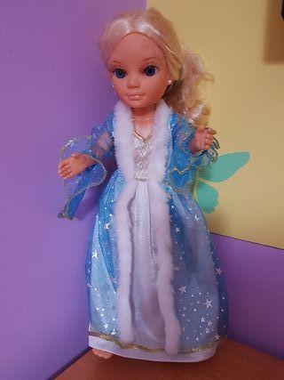 Nancy princesa hielo