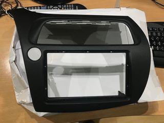 Adaptador 2 din Honda Civic