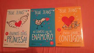 """Libros """"El Club De Los Incomprendidos"""" Blue Jeans"""