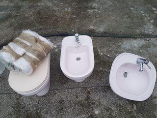 Inodoro lavabo y bide de segunda mano por 70 en - Inodoro y lavabo en uno ...