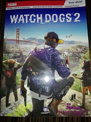 Guia oficial para juego Watch dogs 2