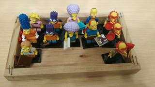 Lego Minifigures The Simpsons serie1