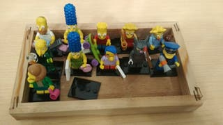 Lego Minifigures The Simpsons serie2