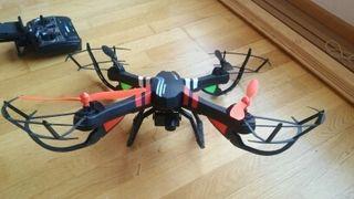 Dron con cámara HD y Wifi conexión móvil. Drone